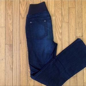 2/$60 NWOT Indigo Blue Maternity Jeans